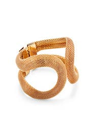 Mesh Together Cuff by Slate & Willow Accessories