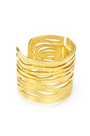 Cypress Cuff by Kenneth Jay Lane