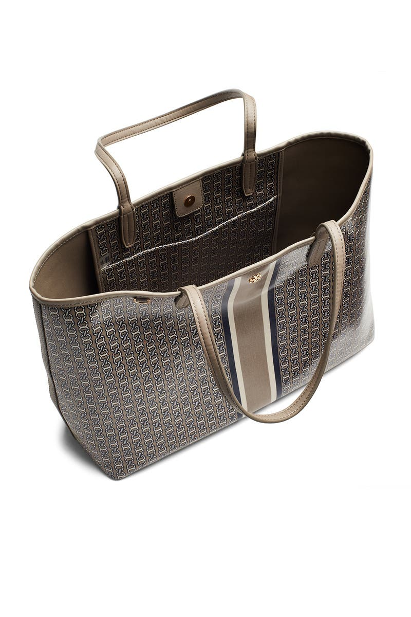 Grey Gemini Link Tote By Tory Burch Accessories For 30 Rent The York Small Buckle Black Runway